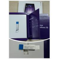 Computer Microsoft Windows 10 Pro Software Retail Pack With Usb Win7 Win8.1