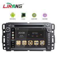8 Core Vehicle Dvd Player , Radio Stereo WIFI BT GPS Double Din Dvd Player Manufactures