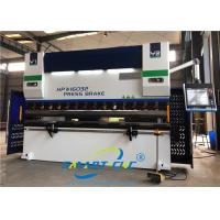 High Precision And Performance CNC Press Brake 170 Ton 3100mm For Stainless Steel Manufactures