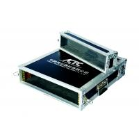 Quality Rack Flight Case 2u Standard Case 9mm Plywood With 1mm Color Fireproof Wood for sale