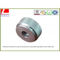 Anodized Aluminium CNC Turning spare parts for printing equipments Manufactures