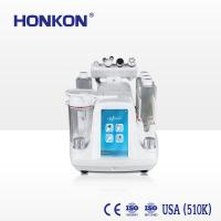 4 Handpieces Micro Bubble Water Oxygen Jet Peel Machine With LCD Color Touch Screen Manufactures