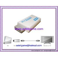 WII2HDMI Nintendo Wii game accessory Manufactures