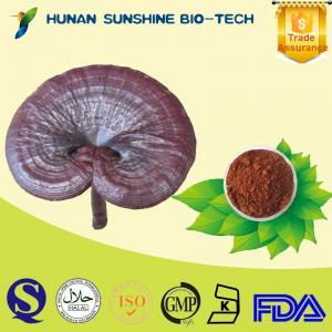 Sleep medicine ganoderma reishi mushroom extract 10% Reishi Mushroom Polysaccarides Manufactures