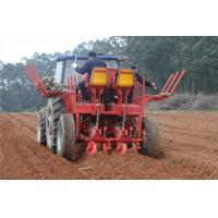 Ridging type cassava planter for africa with 2 rows planting, chop length 19cm Manufactures