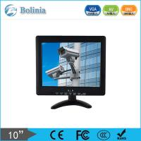 Square 10 CCTV flat panel LCD monitor A grade LCD panel For Home Manufactures