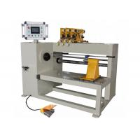 PLC Control Three 400mm Height Coil Winding Machine With Automatic Laying Wire Manufactures