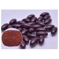 China Dietary Supplement Grape Extract Supplement , Anti Aging Red Grape Extract Powder on sale