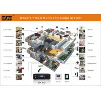 550W Office Multi Room Audio Video Systems Wireless Surround Sound Manufactures