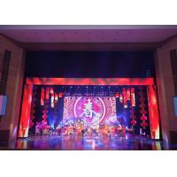 Outdoor / Indoor Rental LED Display Modular With Super Lightweight Die Casting Panel Manufactures
