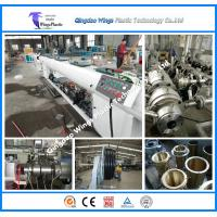 PE PPR Plastic Pipe Manufacturing Machine PPR Tube Extruder Manufactures
