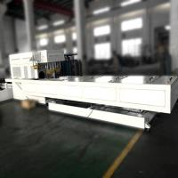 OD 20 - 630mm Plastic PVC Pipe Belling Machine U Style Fan Cooling Method Manufactures