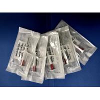 PP Injection Materials Of One Piece Syringe Animal Tracker Microchip Customized Snap Joint Color Manufactures