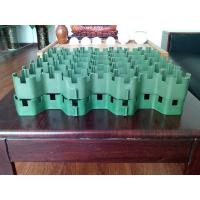 Green parking lot plastic grass paver Manufactures