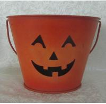 Metal Halloween Pumpkin Gift (SFM0610) Manufactures