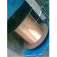 40% IACS 0.58mm Copper Clad Steel Wire for Electronic application ASTM B452 Manufactures