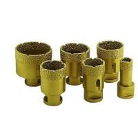 "Customized Diamond Core Drill Bit Dry Core Bits For Concrete M14  5/8""-11 Thread Manufactures"