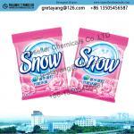 Hot sale washing machine cleaner powder Eco-friendly washing powder quick cleaning laundry detergent washing powder Manufactures