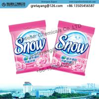 Hot sale washing machine cleaner powder Eco-friendly washing powder quick cleaning laundry detergent washing powder Manufactures
