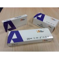 Buy cheap HCG High Accuracy One Step Pregnancy Test Strip / Midstream from wholesalers