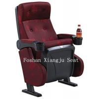 China PU Cold Molded Foam Commercial Movie Theater Seats For Music Hall Flame Retardant on sale