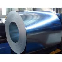 90 HRB / G500 - G550 Hot Dipped Galvanized Steel Coil ASTM A792 / M ISO9001 Manufactures