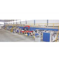 China Automatic 3 Layers Corrugated Cardboard Production Line For Paperboard Sheets on sale