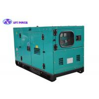 Kubota Diesel Engine Generator Set / Industrial Diesel Generators 20kVA Prime Output Used for Hourse Manufactures