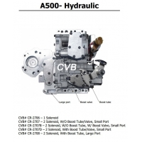 Auto Transmission A500 - Hydraulic sdenoid valve body good quality used original parts Manufactures