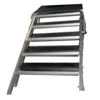 Quality Lightweight Economic Aluminum Portable Stage Stairs For Events / Party / Show for sale