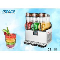 3 Tanks Commercial Frozen Drink Maker For Restaurant Use High Performance Manufactures