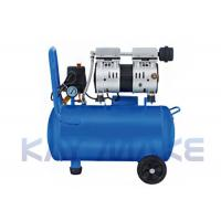 Energy Saving 2HP Oil Free Air Compressor Blue Color 1100*600*900MM Size Manufactures