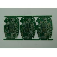 0.4 MM 25 Layer Multilayser PCB Board with BGA and Min Hole for telecommunication , computer Manufactures