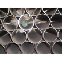 DN100 DN25 34mm OD Welding Galvanized Steel Pipe Non-alloy For Scaffolding Manufactures