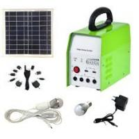 OEM ODM USB 5V DC 12V 30W mini off grid residential solar power systems Manufactures
