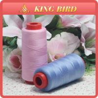 Customize Polyester Sewing Machine Embroidery Thread Plastic Spools Manufactures
