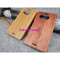 China Nokia 950 Cases Classic Retro Wood Phone Case Back Cover Genuine Natural Wood/Bamboo Phone Cover With Wholesale Price on sale