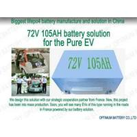 Battery Solution for Hybrid or Pure Electric Bus Manufactures