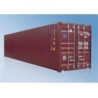 RED Old Used Shipping Containers For Sale Standard Transport Manufactures