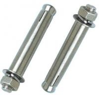 M28 Stainless Steel Expansion Anchor Bolt Durable For Building Industry Machinery Manufactures