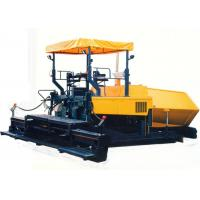 Asphalt Concrete Paver Laying Machine for 6.0m Paving Width 150 mm Thicknes Road Paving Manufactures