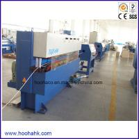 CE ISO SGS Outdoor Optical Cable Extruder Production Line With Single-Screw Manufactures
