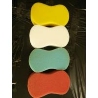 Comfortable Custom Super Water Absorb car cleaning sponge PU Foam Manufactures