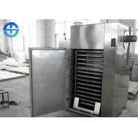 Easy Operation Fruit And Vegetable Dehydrator / Meat Dryer Machine Energy Saving Manufactures