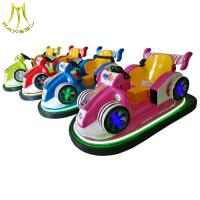 Hansel discount outdoor park battery operated bumper car rides kids mini play games Manufactures