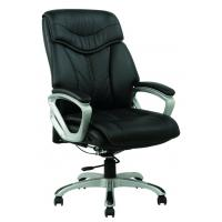 China Y-2893 black back lifting swivel leather manager office chair/hot-sale manager chair on sale