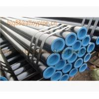 Cold drawn / Hot rolled St52 DIN1629 / DIN2448 seamless steel pipes Manufactures