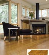 Strand Woven Carbonized Bamboo Floor Manufactures