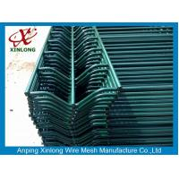 Hot Dipped Galvanized Pvc Coated Welded Wire Mesh Panels Unique Design