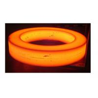 Forged Steel Components Carbon Steel Seamless Rolled Ring Forging Flange Manufactures